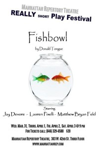 Fishbowl, by Donald Tongue